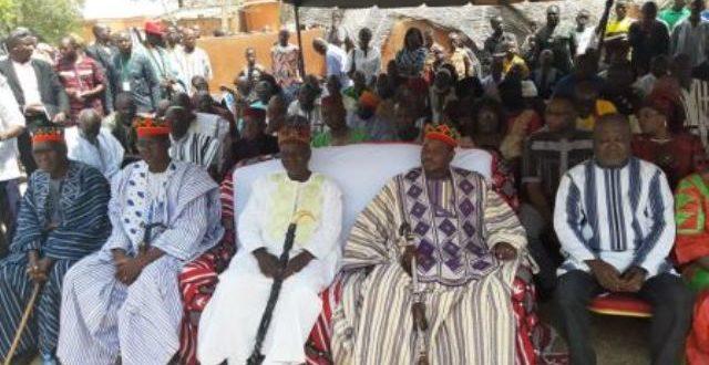 Burkina Faso: Chefs traditionnels et coutumiers à l'école du renforcement de la cohésion sociale
