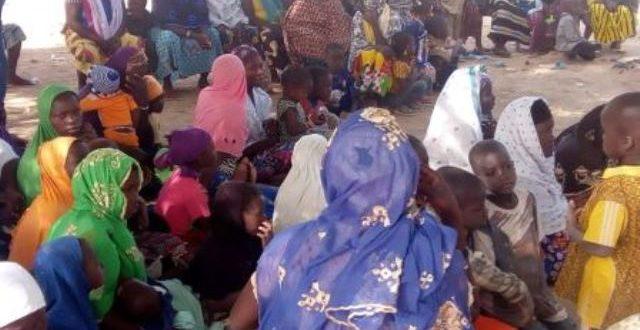 Audio sur la problématique des personnes déplacées internes au Burkina pour cause de terrorisme