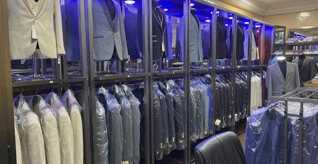 FERNANDO: boutique de costumes,chemises, souliers, cravates, ceintures, montres de haute qualité à Ouagadougou