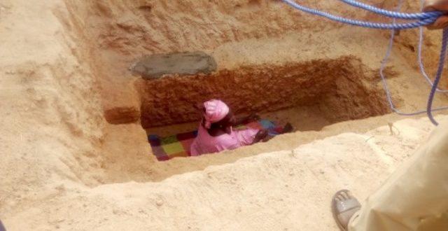 HUMOUR parenté à plaisanterie: une femme moaga prend en otage la tombe d'un samo à Ouagadougou!