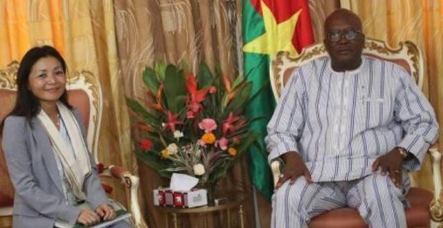 Transformation du coton: la Banque africaine de Développement prête à soutenir le Burkina Faso.