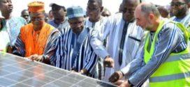 Burkina Faso: travaux de construction d'une centrale solaire de 30 MW à Pâ