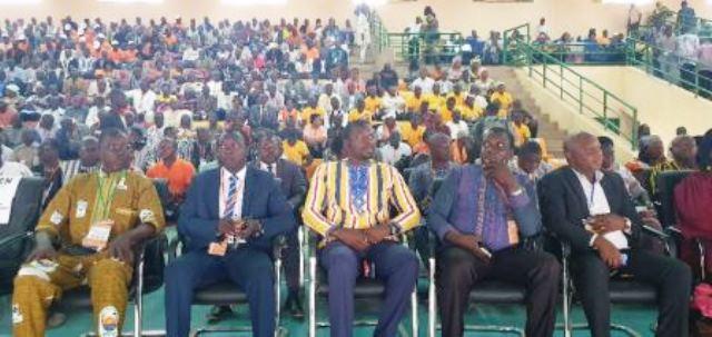 Assemblée générale des secteurs structurés du MPP (parti au pouvoir au Burkina): révélations sur des hausses d'indemnités de fonctionnaires