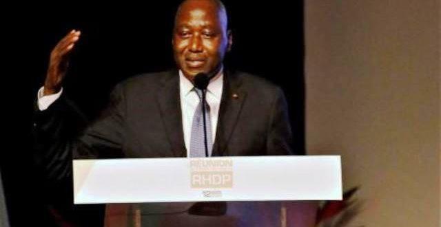 Côte d'Ivoire: le RHDP choisit Amadou Gon Coulibaly comme candidat à la présidentielle