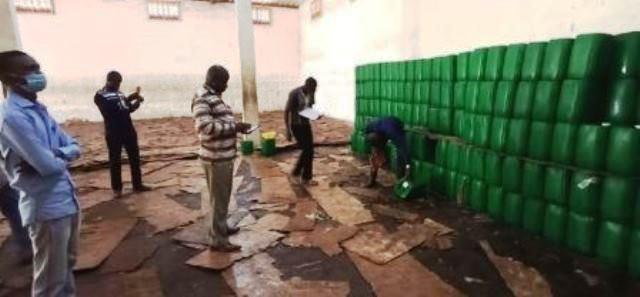Burkina Faso: liste des huiles alimentaires conformes à la réglementation