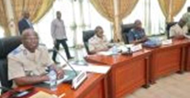 Burkina Faso: compte rendu du conseil supérieur de la défense sur la sécurité et le coronavirus