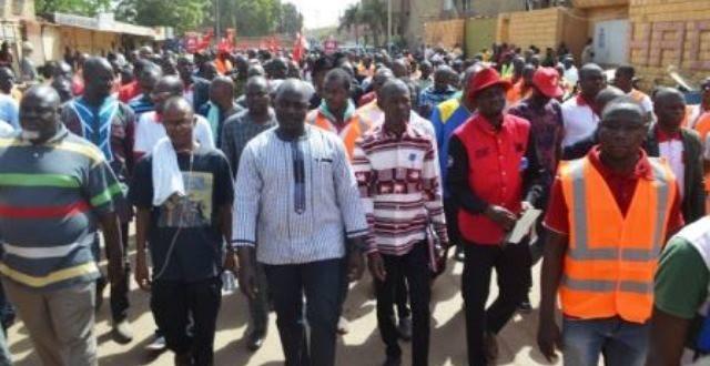 Burkina Faso: les syndicats pour une augmentation du SMIG