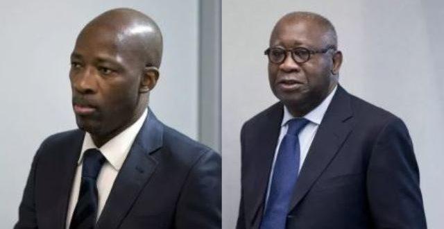 La CPI modifie les conditions de mise en liberté de Gbagbo et Blé Goudé