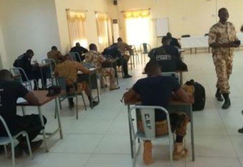 Ministère de la sécurité : les forces de sécurité intérieure outillées à la gestion de crise en période électorale au Burkina