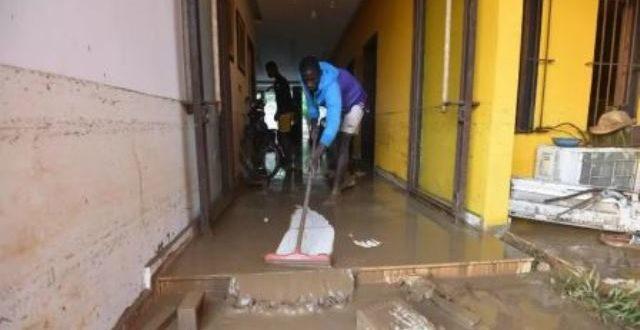 Côte d'Ivoire: plusieurs morts et beaucoup de dégâts après des pluies diluviennes à Abidjan le 25 Juin 2020