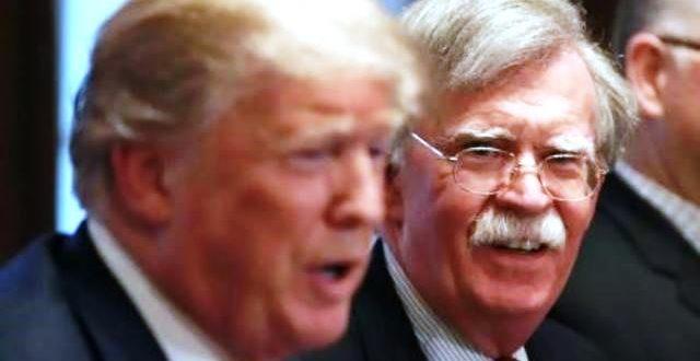 Trump réélu mettrait en danger les États-Unis, selon son ancien conseiller John Bolton
