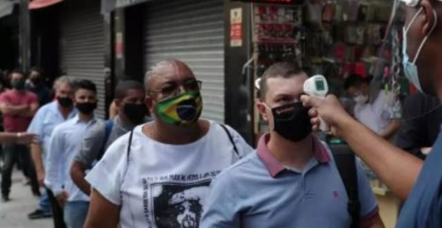 Coronavirus: un vaccin chinois testé à São Paulo, au Brésil