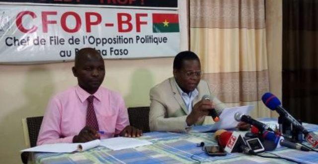 Burkina Faso: l'opposition dénonce de nouveaux scandales financiers de cadres de la majorité présidentielle