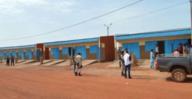 PADEL : des infrastructures socio-économiques pour les populations du Nord du Burkina