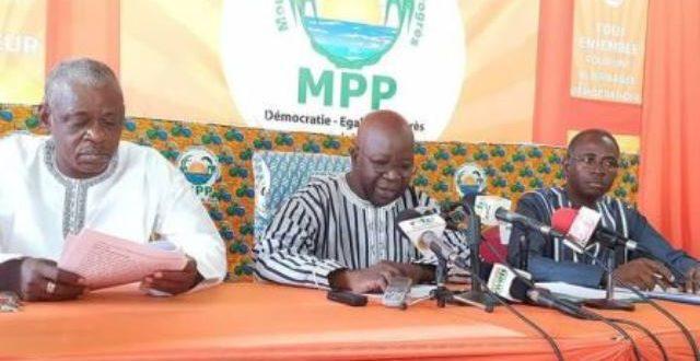 Attaque armée du 6 juillet 2020 au Burkina avec un bilan de 9 morts: le MPP(parti au pouvoir) condamne
