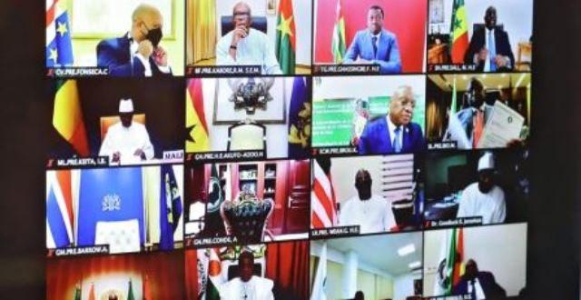 Sommet extraordinaire des chefs d'Etat de la CEDEAO le 27 juillet 2020 : de fortes recommandations pour une sortie de crise au Mali