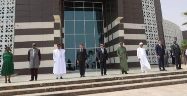 Sommet du G5 Sahel en Mauritanie le 30 Juin 2020:le communiqué final sur les questions sécuritaires préoccupantes au Sahel