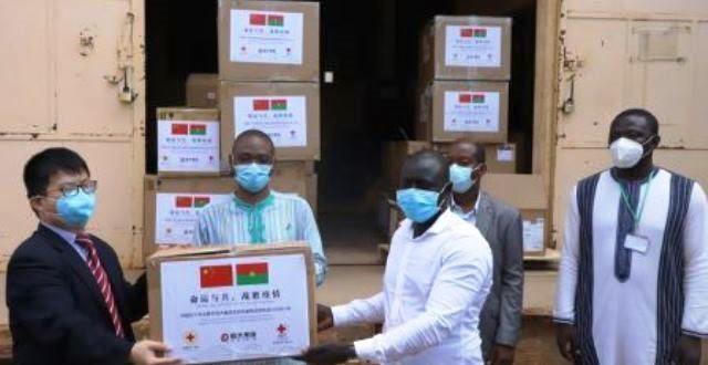 Burkina Faso: Don de 46 respirateurs de la Chine pour lutter contre la Covid 19