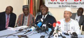 Présidentielle et législatives du 22 novembre 2020 au Burkina:des partis d'opposition disent ne pas accepter des résultats entachés d'irrégularités …