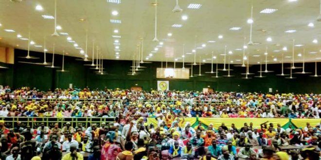 Elections présidentielle et législatives du 22 novembre 2020 au Burkina: le parti PDC présente ses candidats