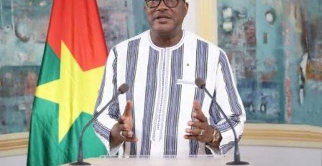 Nouvel an 2021: message du Président du Faso Roch Kaboré à la nation burkinabè
