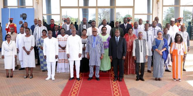 Conseil des ministres du 3 Mars 2021: les élections municipales reportées à Mai 2022 au Burkina