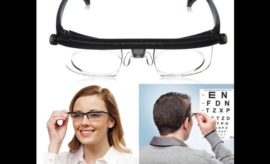 De nouvelles lunettes ajustables pour une bonne vision