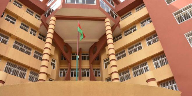 Direction Générale de la Police Nationale (D.G.P.N) à Ouagadougou: le nouveau siège inauguré le 5 Juin 2021