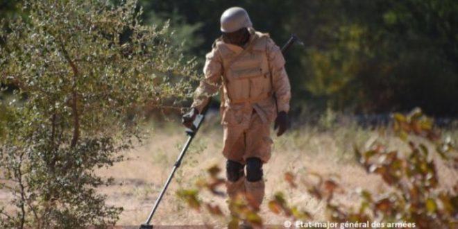 Région nord du Burkina: 5 militaires tués suite à l'explosion d'une mine terroriste le 29 septembre 2021