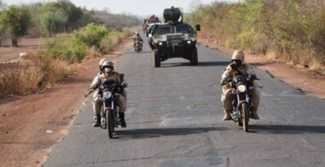 Sécurisation du territoire burkinabèdu 12 au 18 juillet 2021: une dizaine de terroristes abattus