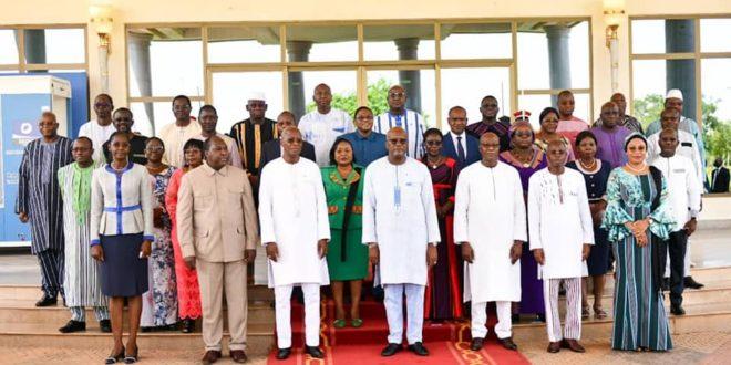 Conseil des ministres du 15 septembre 2021: baisse de recettes de 31,91 milliards F CFA du trésor public du Burkina au 30 juin 2021