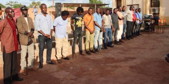 Sculptureburkinabè: les lauréats du grand prix national 2021