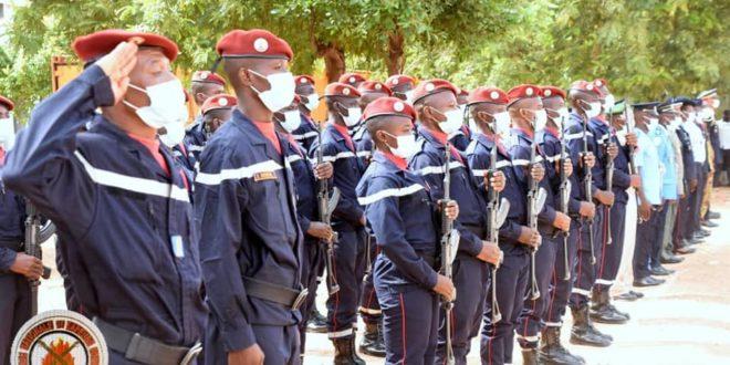 Burkina Faso: fin de formation de 20 nouveaux sapeurs pompiers en juillet 2021
