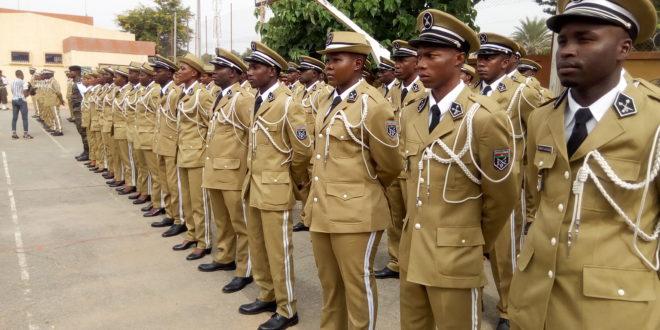 Ecole Nationale des Douanes du Burkina: fin de formation de 78 nouveaux douaniers le 2 septembre 2021