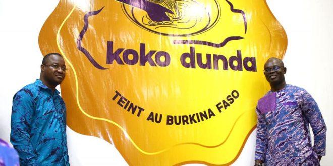 Burkina Faso; le Tissu traditionnel koko Dunda made in Burkina labellisé le 13 septembre 2021