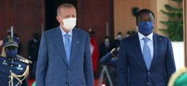 Sécurité: la Turquie en position d'un allié stratégique de l'Afrique?