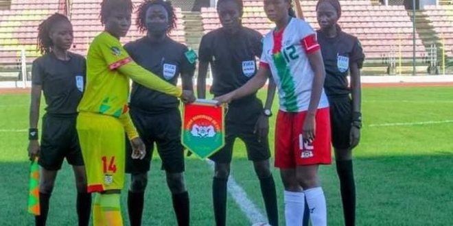 Éliminatoires Coupe d'Afrique des Nations (CAN 2022) pour dames : les Étalons qualifiées pour le second tour