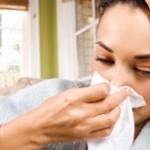 Le meilleur geste contre le rhume.